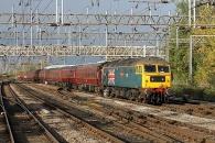 131025 - Crewe 25/10/13