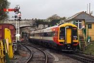 131026 - Swanage Railway 26/10/13