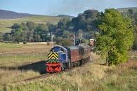 141012 - Embsay & Bolton Abbey Railway 12/10/14