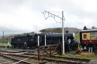141025 - Llangollen Railway 25/10/14