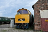 120901 - Midland Railway Centre 01/09/12