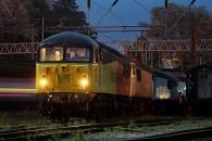120914 - Crewe & Cold Meece 14/09/12