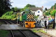 130907 - Dean Forest Railway 07/09/13