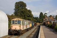 140921 - Epping Ongar Railway 21/09/14
