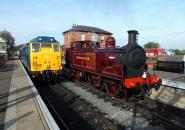 140927 - Epping Ongar Railway 26/09/14-27/09/14