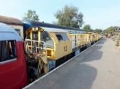 140928 - Epping Ongar Railway 28/09/14